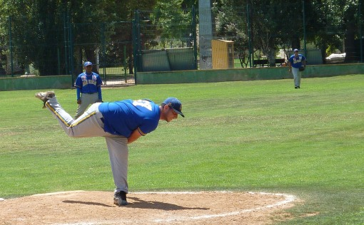Andoni Ortiz San Inazio-Astros 21.06.09