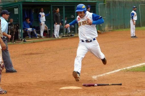 Carlos Vicario Beisbol Navarra-San Inazio (14.06.09)