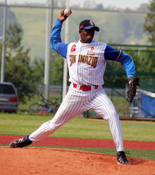 Remigio Leal (Beisbol Navarra-San Inazio 16.06.13)