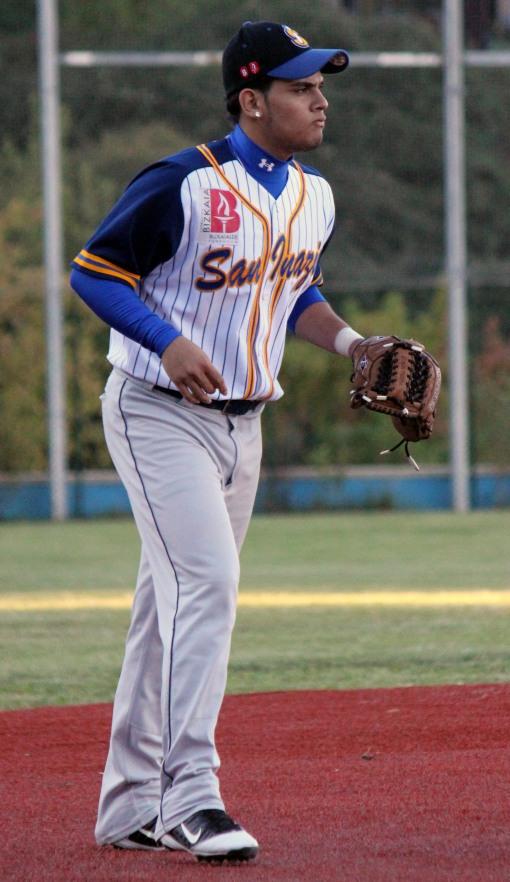 Stevens Ramirez (Astros-San Inazio 27.10.13)