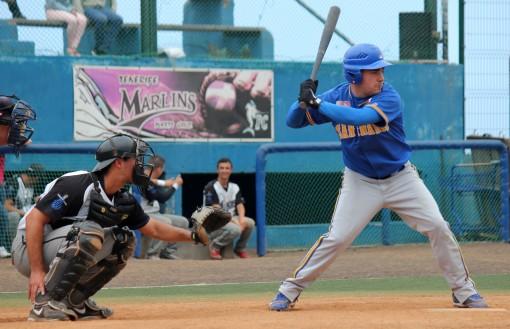 Aitor Rubio San Inazio-Marlins 26.04.14 DH