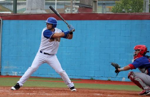 Alfredo Torres Astros-San Inazio 11.05.14 DH