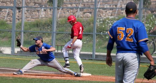 Joseba San Andres San Inazio-Astros 27.07.14 DH