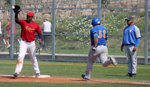 Jose Morales San Inazio-Astros 27.07.14 DH