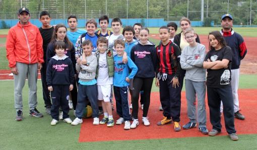 Beisbol Eskola 2015