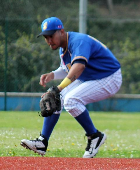 Hector Velasquez (Marlins - San Inazio DH 11.04.15)