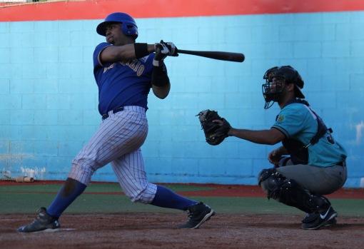 Javier Flores (Marlins - San Inazio DH 11.04.15)