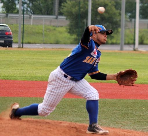 Jorge Hernandez 2 (Beisbol Navarra-San Inazio DH 13.07.15)