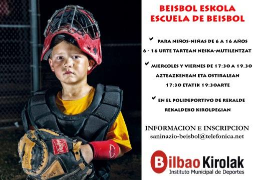 Escuela beisbol (BK)