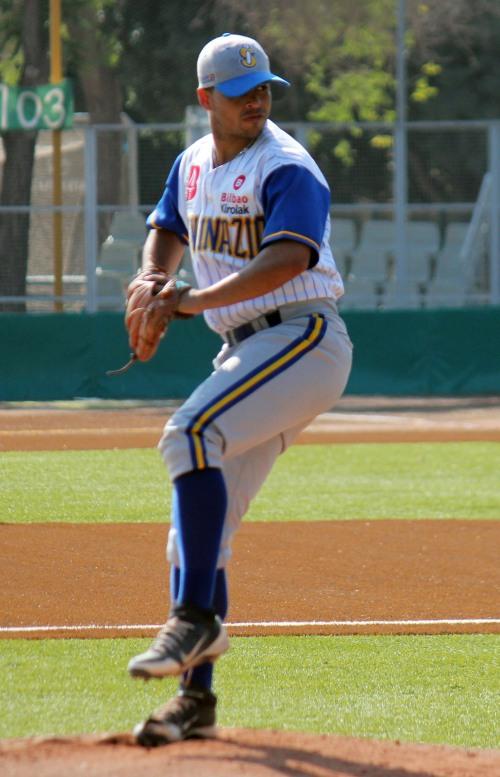 Jorge Hernandez (San Inazio - Astros DH 12.07.15)
