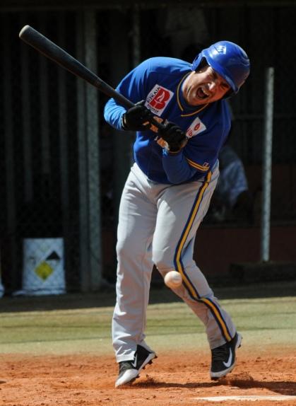 Aitor Rubio San Inazio - Beisbol Navarra DH 17.04.16