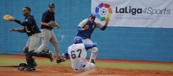 Aitor Rubio - Joseba San Andres Beisbol Navarra-San Inazio DH 18.06.16
