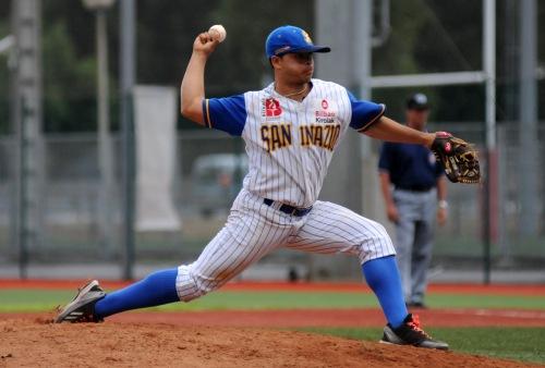 Jorge Hernandez Astros - San Inazio 23.07.16