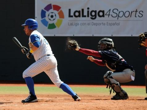 Aitor Rubio ( Beisbol Navarra - San Inazio DH 14.05.17 )