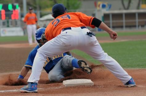 Sergio Lamas (San Inazio - Astros DH 01.04.17)