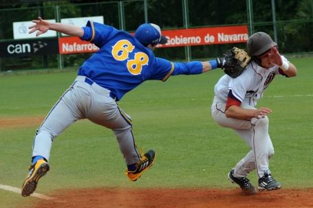 Joseba San Andres ( San Inazio - Beisbol Navarra DH 13.05.18)