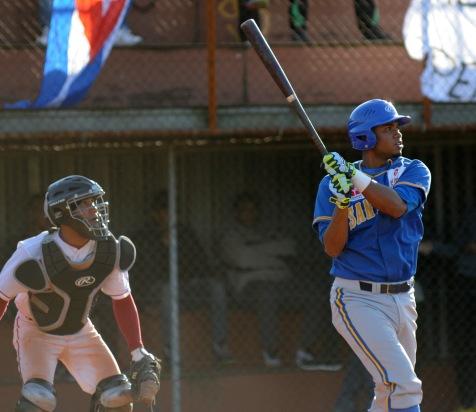 Leo Correa 2 (San Inazio - Beisbol Navarra DH 19.03.07)