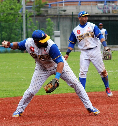 Hector Perozo - Eduardo Rivas ( Astros - San Inazio DH 28.04.18 )