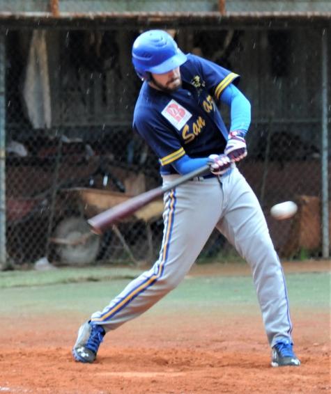 Jonatan Gonzalez ( San Inazio - Arga LN 02.06.18 )