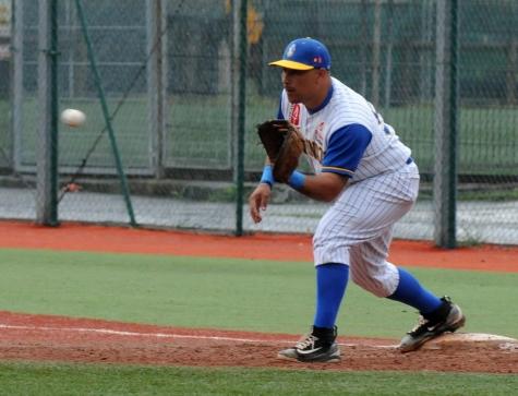 Jose Morales ( Astros - San Inazio DH 28.04.18 )