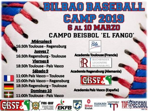 BILBAO CAMP 2019